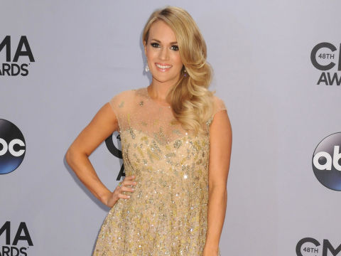 Intervista esclusiva a Carrie Underwood, cover star su Cosmopolitan di febbraio 2019