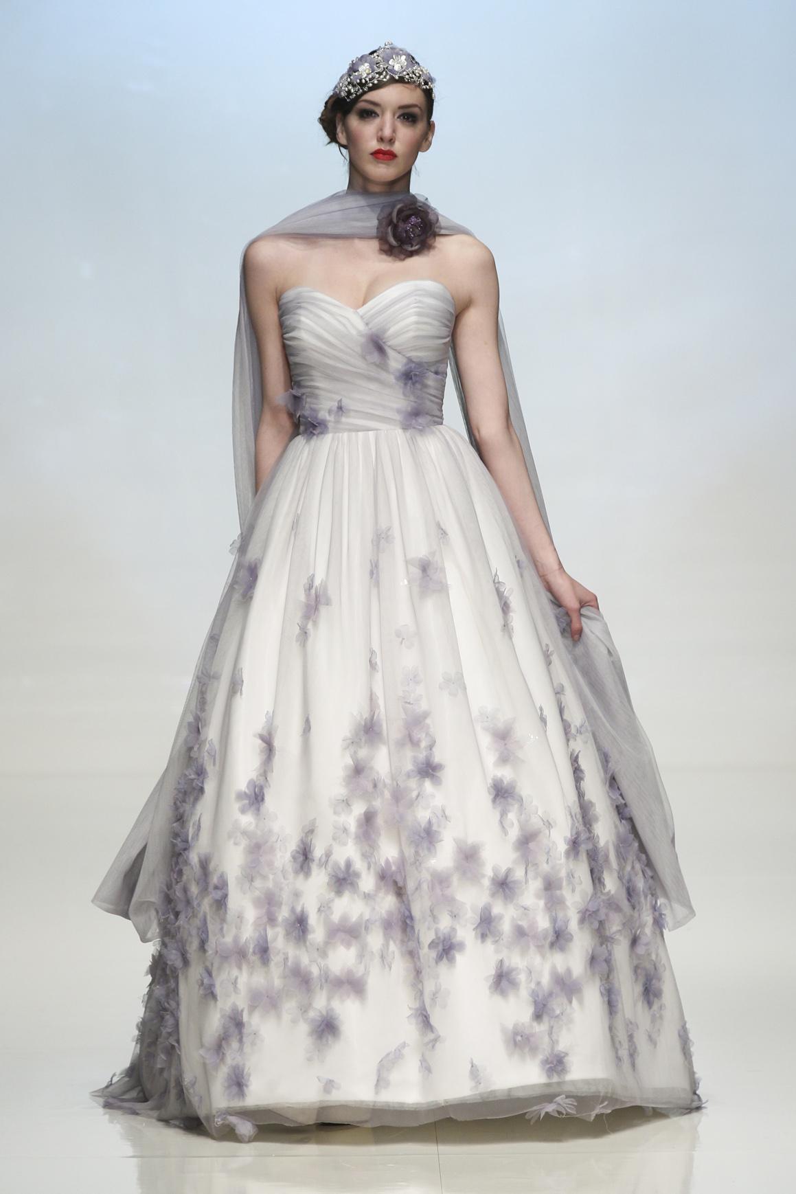 Ispirazione vintage abiti da sposa uk