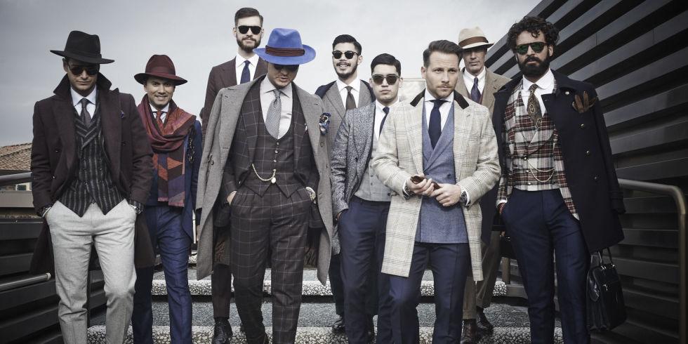 Outfit uomo autunno inverno 2016 for Zara firenze catalogo