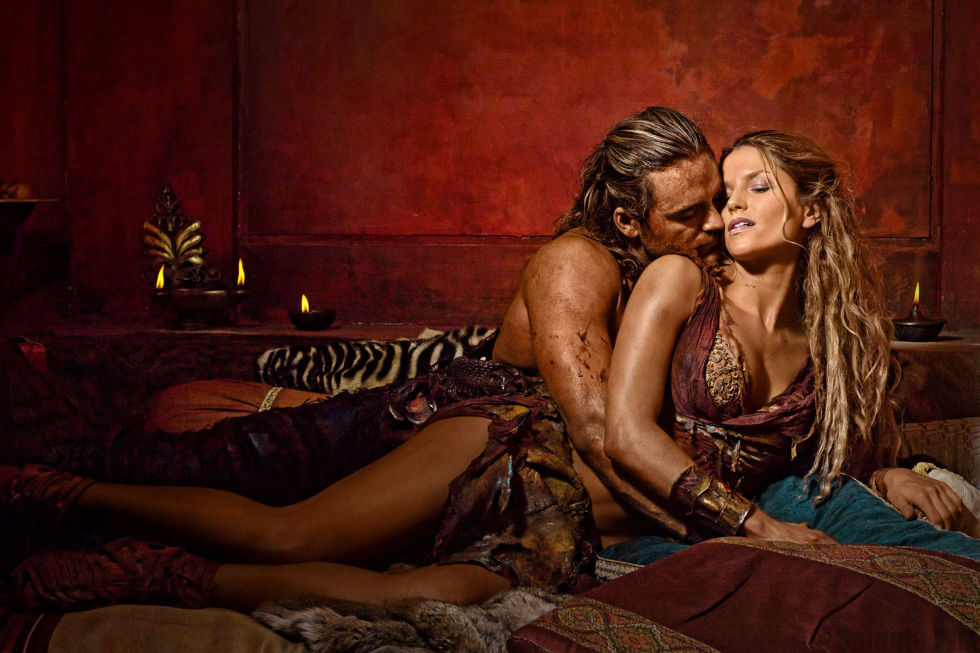 serie tv sesso rissa a roma