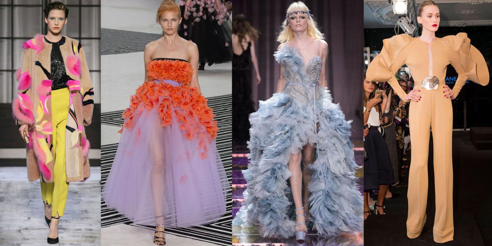 Alta moda parigi 2015 sfilano a parigi gli abiti da for Liceo di moda milano