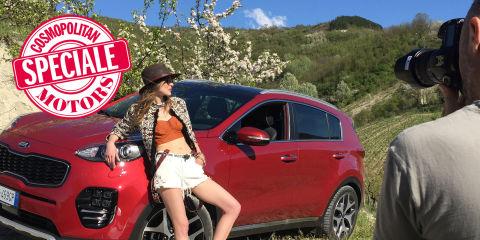 Nuova Kia Picanto Piccola Ad Alta Tensione