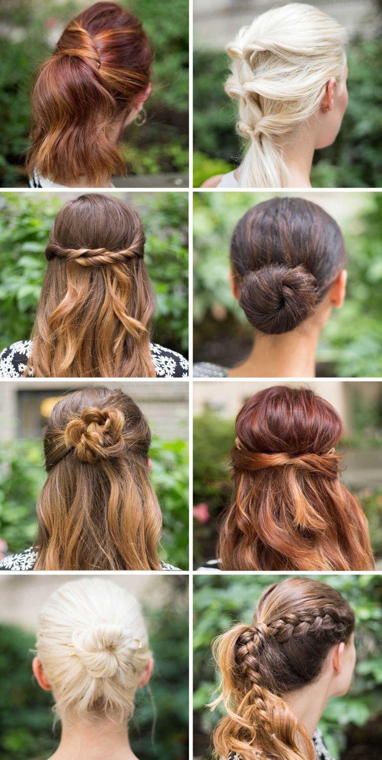 Acconciature per capelli lunghi per ragazze