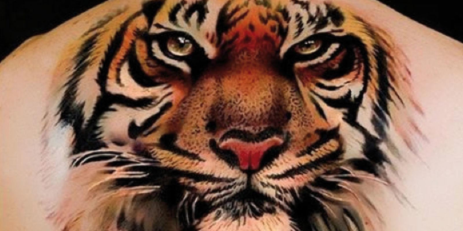 Tigre 29 tatuaggi per celebrare la giornata mondiale for The best tattoo ink