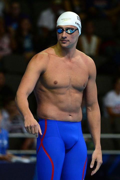 Nella squadra americana di nuoto per i Giochi Olimpici di Rio 2016.