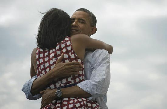 Intervista alla fotografa che ha scattato la foto più twittata di Michelle e Obama