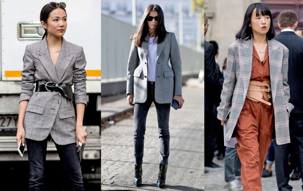 cd4b18f11e52 5 giacche donna dal blazer ai bomber di moda per l'inverno 2017