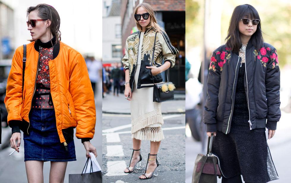 the latest c5e47 6581f 5 giacche donna dal blazer ai bomber di moda per l'inverno 2017