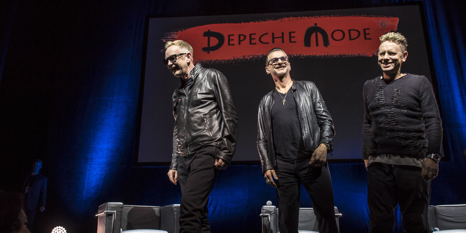 i depeche mode annunciano il nuovo disco e il global. Black Bedroom Furniture Sets. Home Design Ideas