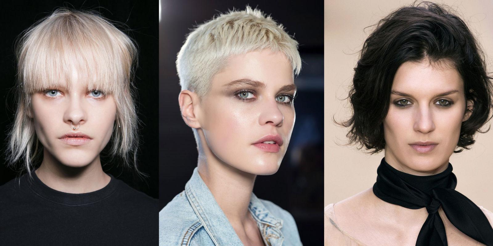 19 tagli corti capelli moda nel 2017 per cambiare ...
