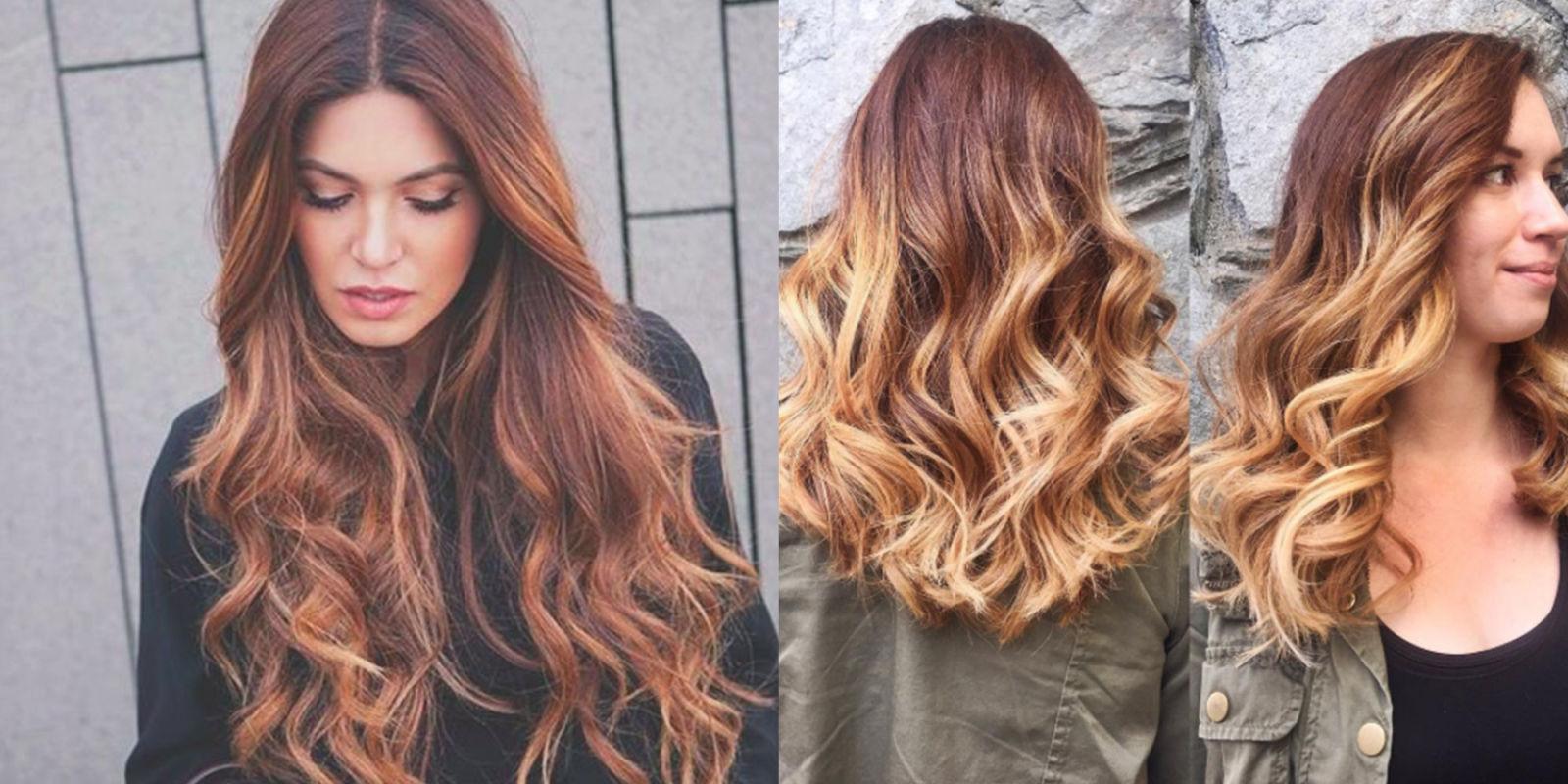 Bagno di colore capelli