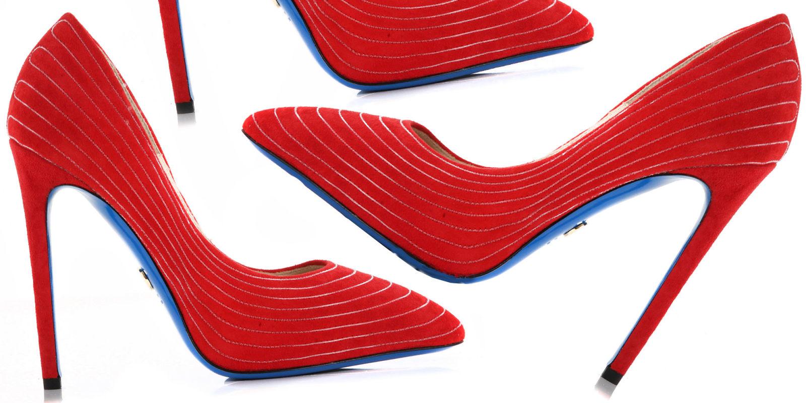 Scarpe Tacco Intercambiabile