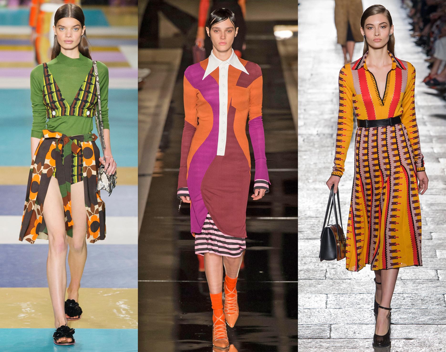 Moda anni 70 le tendenze e i look primavera estate 2017 for Arredamento stile anni 70
