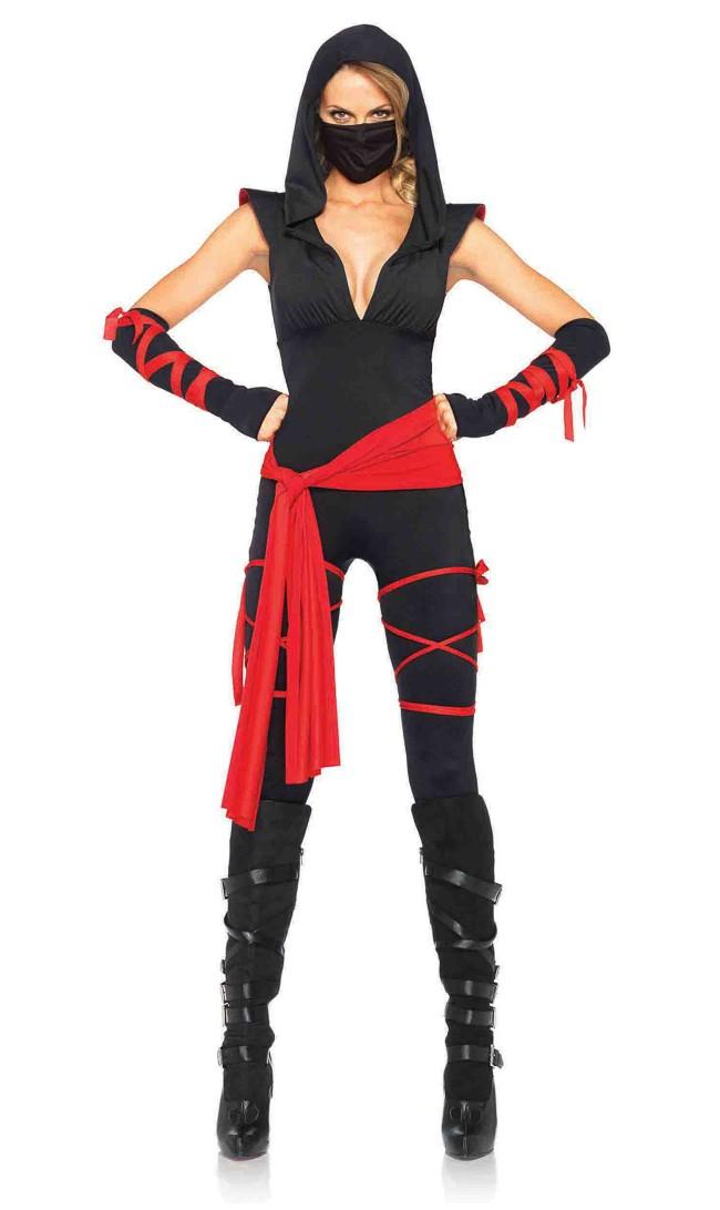 spesso Costume di Carnevale da Uomo Adulto Ninja – diocesituscolana.it PM73