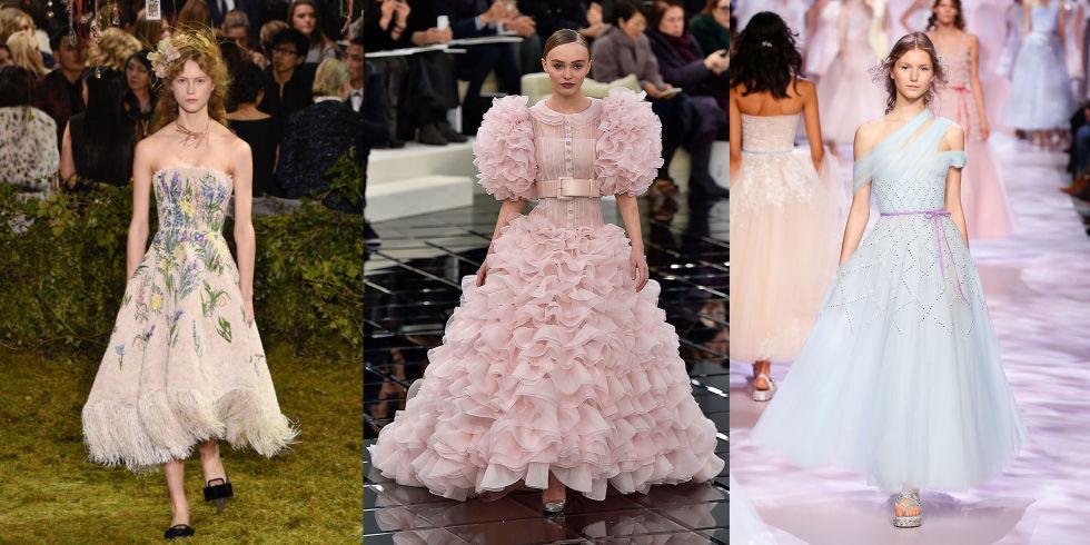 Abiti da sposa Valentino: i modelli romantici per il 2017