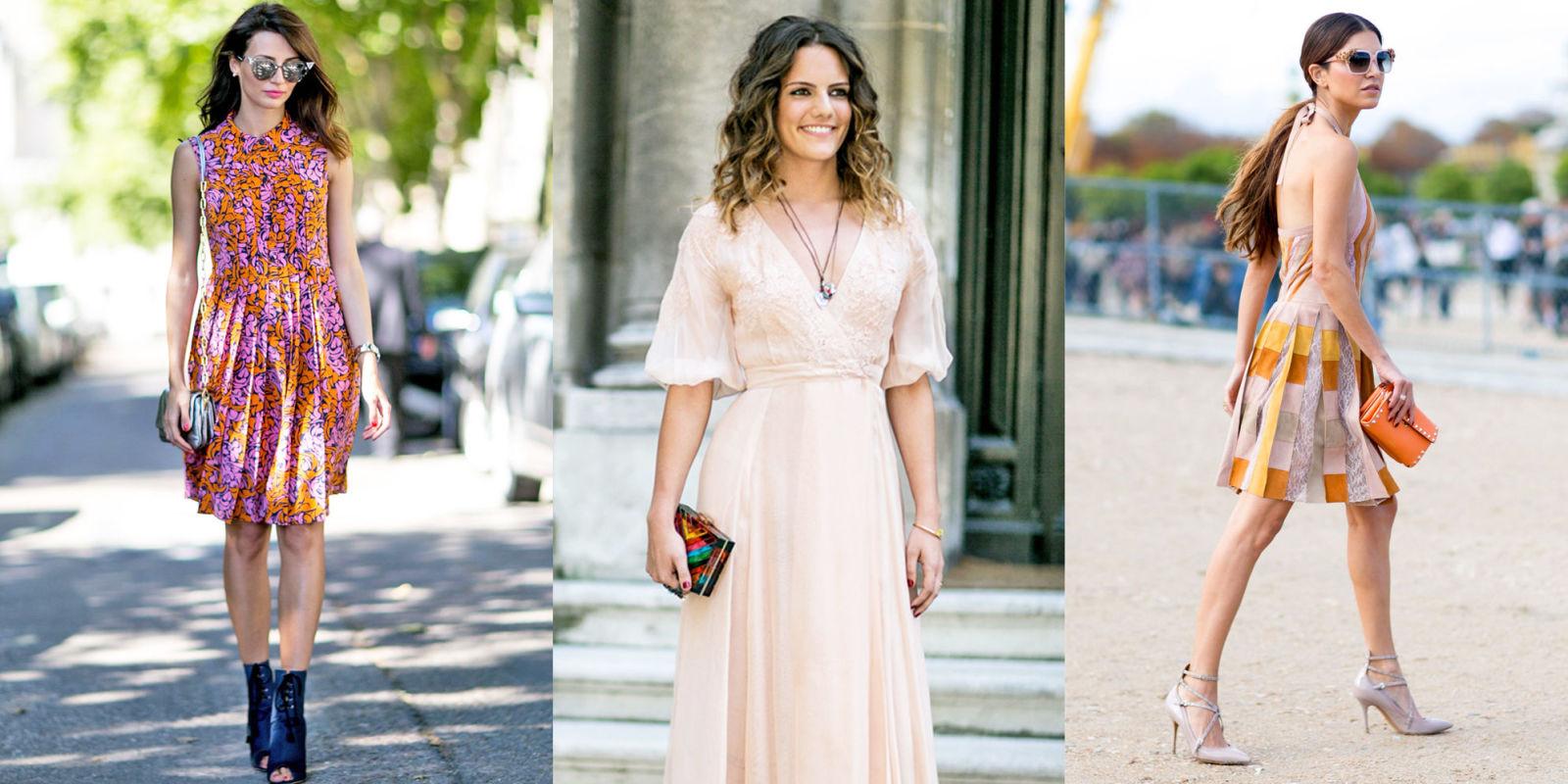 Matrimonio In Primavera Outfit : Outfit matrimonio per l invitata i look moda primavera