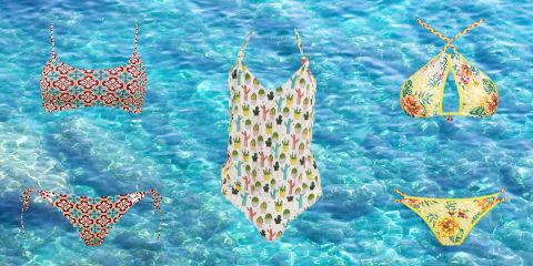 Costumi da bagno tutte le tendenze moda mare estate 2017 - Costumi da bagno particolari ...