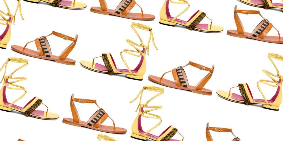 Infradito donna, le tendenze moda estate 2017