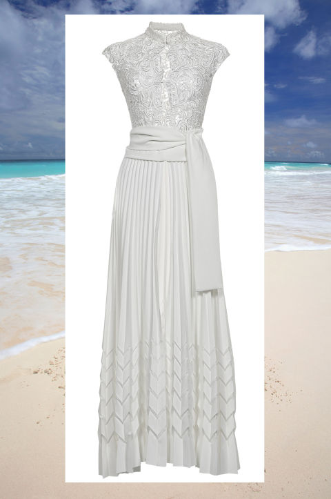 Matrimonio In Spiaggia Abito Da Sposa : Matrimonio in spiaggia abiti da sposa per celebrare