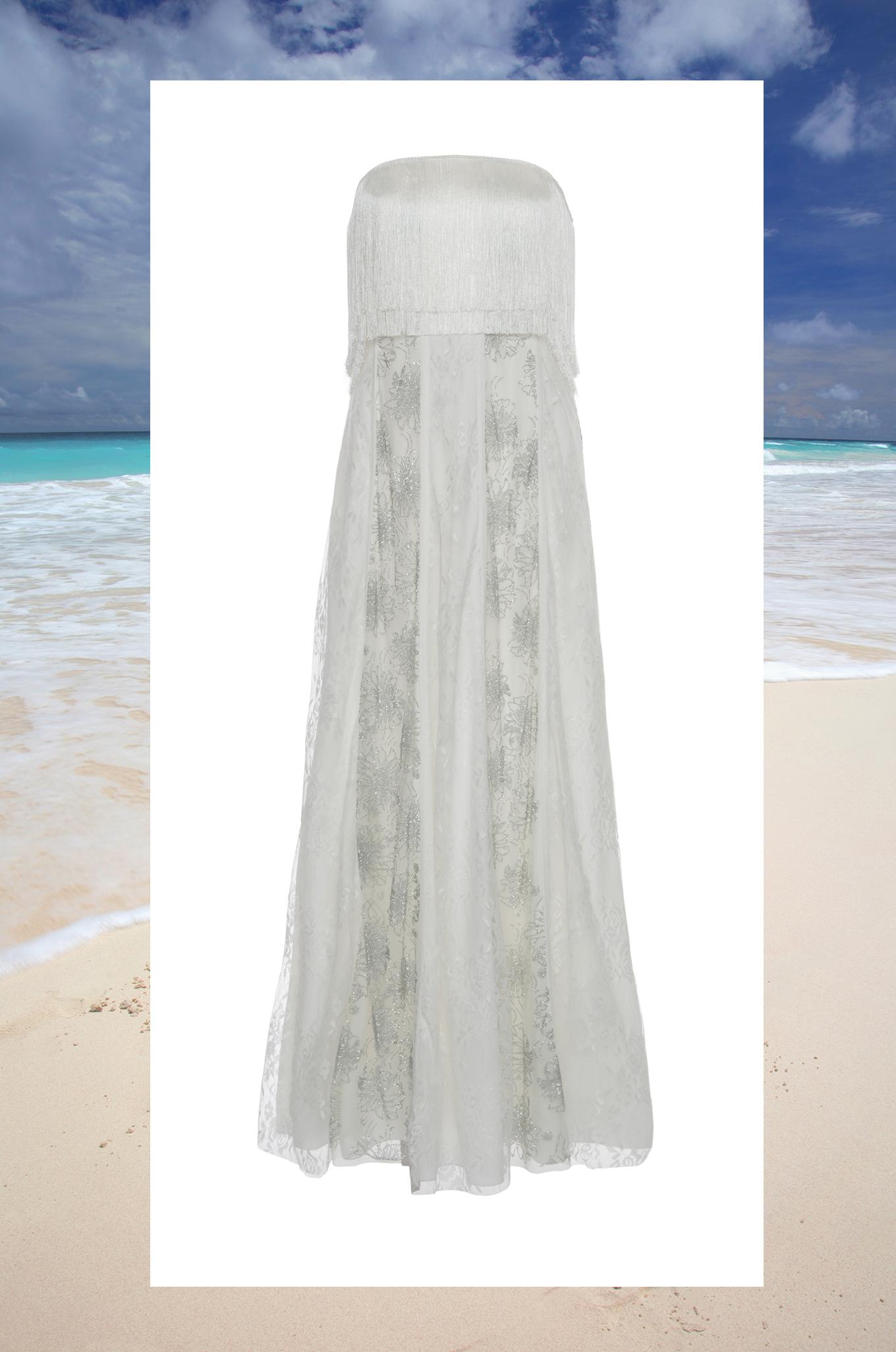 Matrimonio Spiaggia Abito : Matrimonio in spiaggia abiti da sposa per celebrare