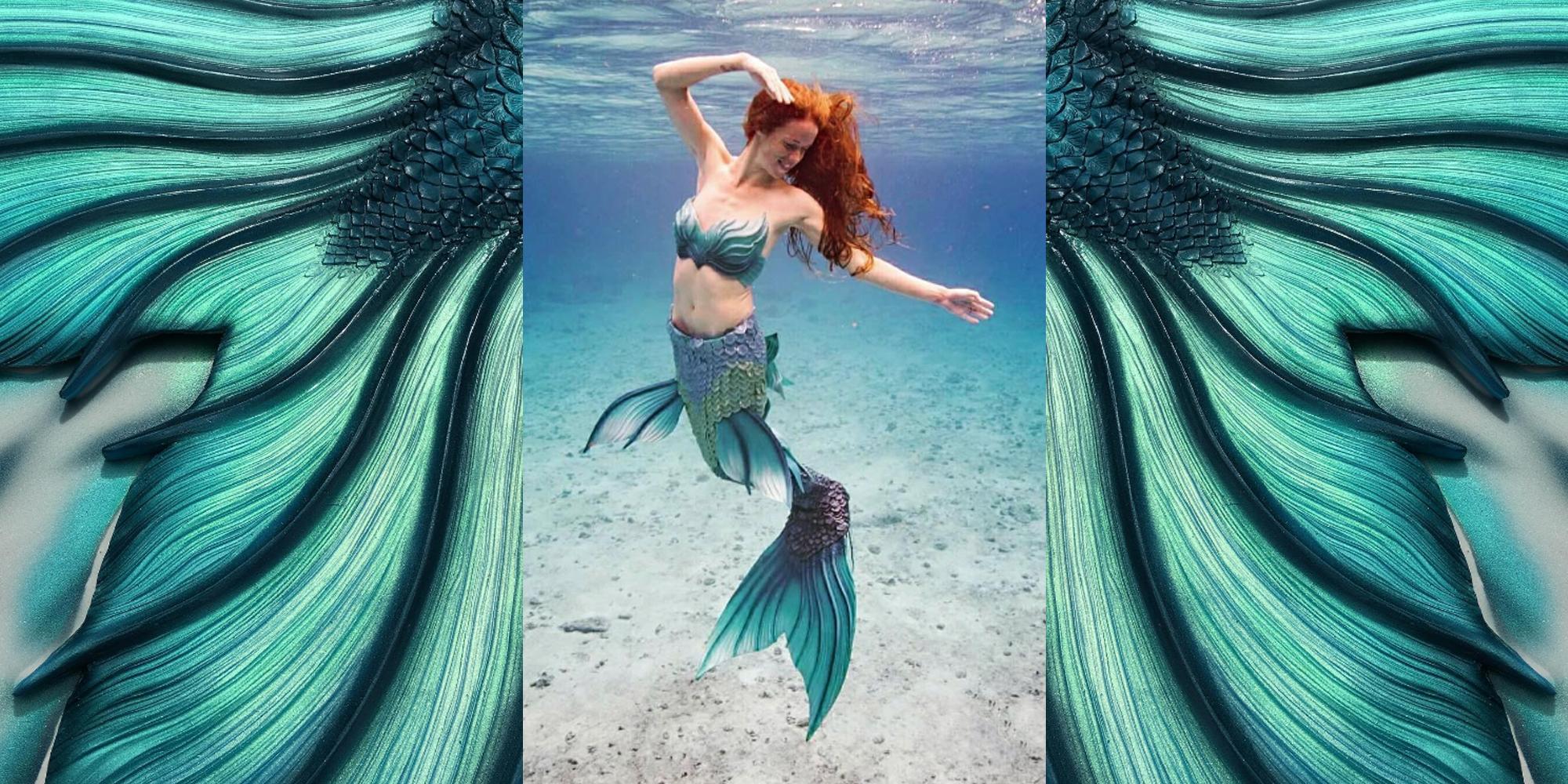 Questa coda da sirena come quella vera cosa aspetti a - Immagini della vera sirena ...