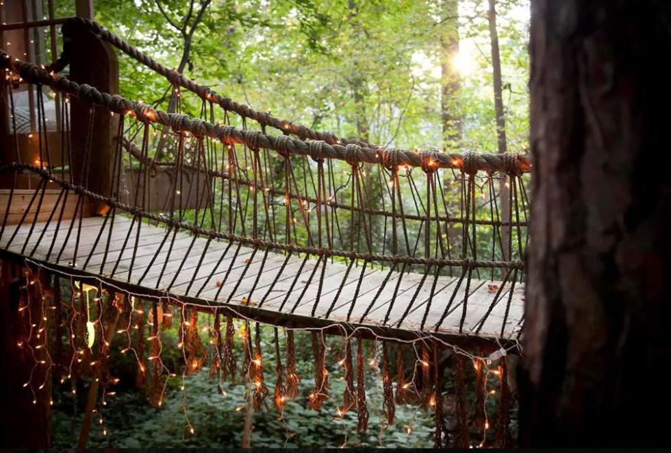 casa sull'albero airbnb
